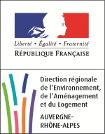 Direction régionale de l'Environnement, de l'Aménagement et du Logement (Auvergne)